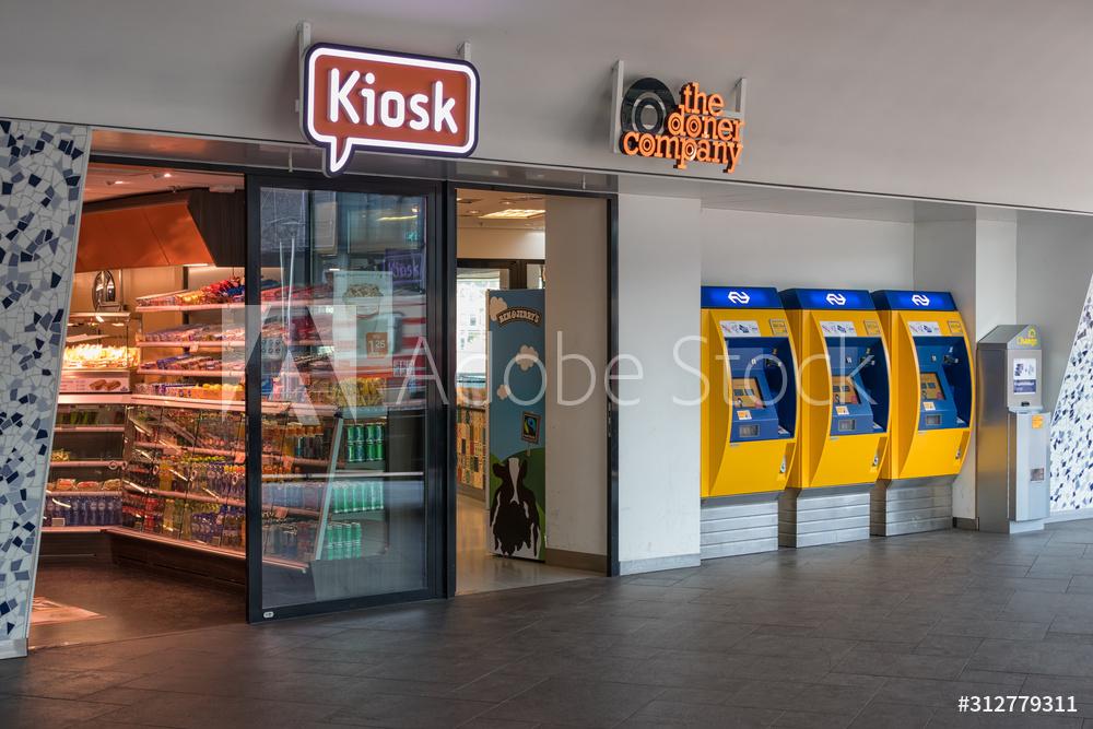 Kiosk & Retail