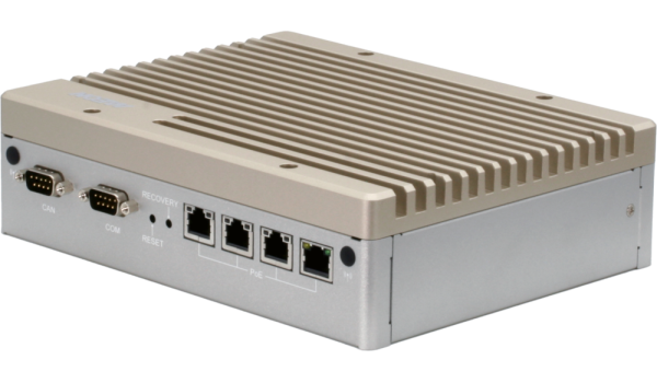 BOXER-8240AI: High Performance Edge Computing with NVIDIA® Jetson AGX Xavier™