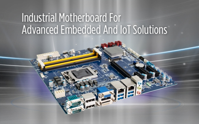 """C&T Solution Inc Packs Incredible Performance, I/O Flexibility, And Low-Power Processing In New 3.5"""" Industrial Single Board Computer For Embedded IoT"""