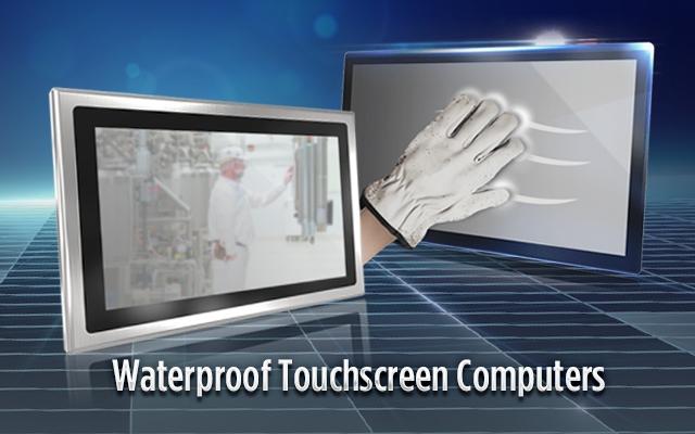 C&T Waterproof Touchscreen Computers