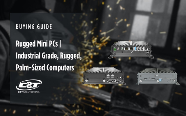 Rugged Mini PCs | Industrial Grade, Palm-Sized Computers For Harsh IoT Deployments