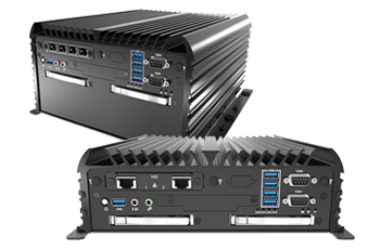 RCO-6100 Series – Superior Fanless Embedded Systems